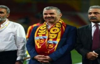 Kayserispor'da Galatasaray Maçı Hazırlığı Sürüyor