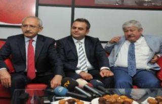 Kılıçdaroğlu Şansal'ı Topa Tuttu