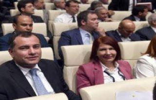 CHP'li Başkanlarla Bir Araya Geldi