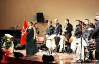 Konak'tan Türkülerle Yeni Yıl Konseri
