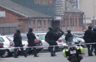 Kopenhag Polisi 8 Adrese Baskın Düzenledi