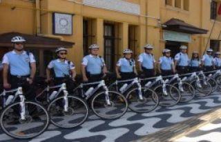 Kordon Ve Sahili Bisikletli Martı Polisleri Koruyacak