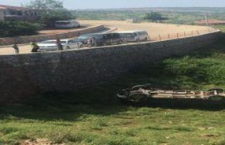 Körfez'deki Kazada 3 Yaralı
