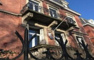 Strazburg Başkonsolosluğu'na Saldırı