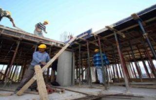 Kültür Merkezi İnşaatı Sürüyor
