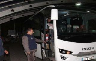 Manisa'da 'paralel Yapı' Operasyonunda Sorgular Sürüyor