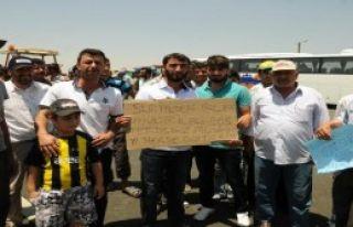 Mardinli Çiftçiler, İpek Yolu'nu Kapattı