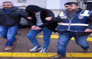 Maskeli Soyguncular Tutuklandı