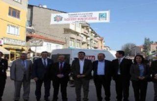 Mengen İle Kadıköy Kardeş Belediye Oldu