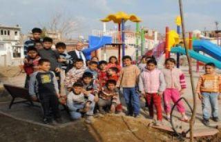 Çakıroğlu'nun İsmi Parka Verildi