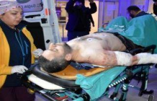 Lokanta İşletmecisi Silahla Yaralandı