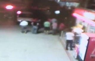 GBT Kontrolünde Polise Saldırdılar