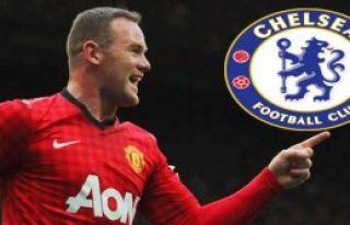 Rooney'e Servet Değerinde Teklif
