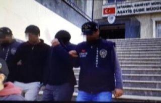 Sahte Polis Çetesi Yakalandı