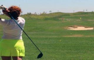 Dünya Standartlarında Golf Sahası