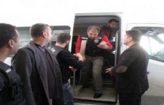 Şanlıurfa'da Bar Cinayeti Şüphelileri Adliyede