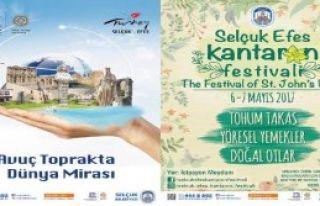 Selçuk'ta En Doğal Festival
