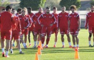 Sivasspor: 'Galatasaray'ı Şaşırtacağız'