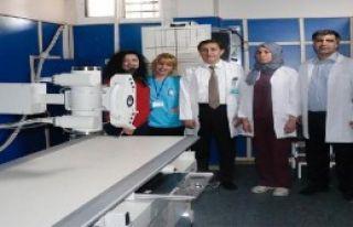 Son Teknoloji Röntgen Cihazı İle Çekim