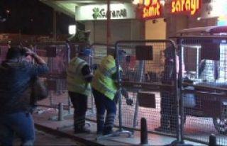 Taksim Meydanı Açıldı