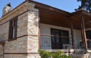 Torbalı'daki Tarihi Camiye Restorasyon