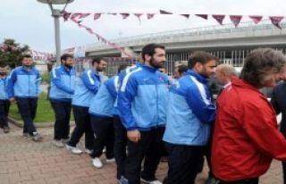 Trabzonspor Bayramlaştı