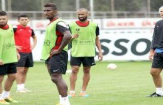 Trabzonspor'da Legia Varşova Mesaisi