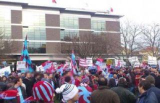 Trabzonspor'dan 'Tepki' Çağrısı