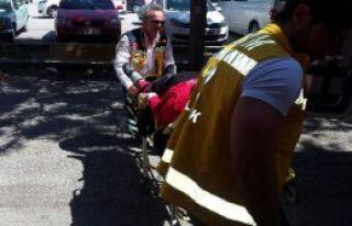 Trafik Kazasında Yaralanan Kadın, Oyunu Kullanmaya...