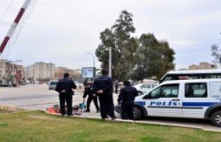 Tren Çarpan Bisikletin Sürücüsü Ağır Yaralandı