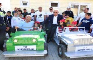 Türkiye'nin En Kapsamlı Trafik Eğitim Parkı Açıldı