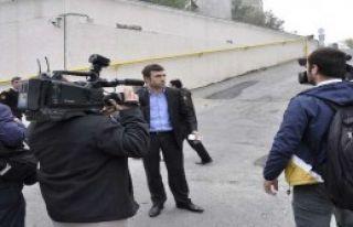 Yangına Değil, Gazetecilere Müdahale