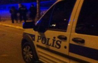Gösteriye Polis Müdahalesi