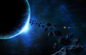 48 bin km hızla Dünyaya yaklaşıyor