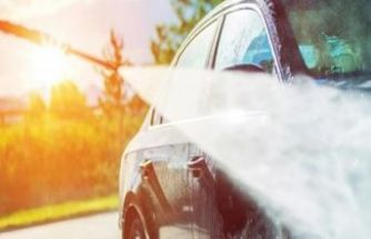 Araç yıkamada yeni standart!