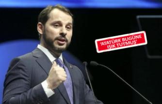 Bakan Albayrak 'Adım Adım Ekonomi İzmir' toplantısında konuştu
