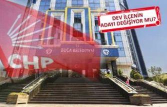 CHP, İzmir'in dev ilçesinde adayını değiştiriyor mu?