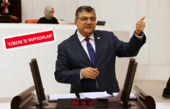 """CHP'li Sındır, """"Torba yasa seçim yatırımı"""""""