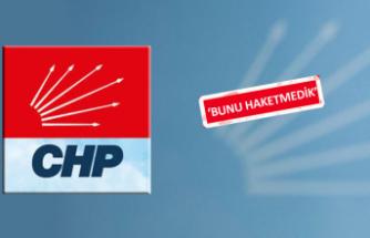 CHP Selçuk'ta istifa