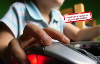 Çocukların internet güvenliği için proje