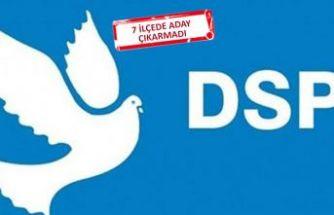 DSP İzmir adayları belli oldu
