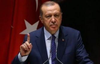 Erdoğan'dan İzmir çıkışı