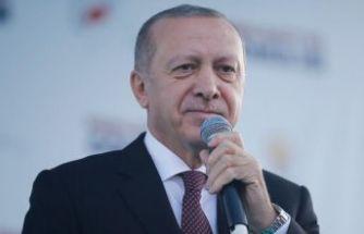 Erdoğan: Foyaları ortaya çıkmaya başladı
