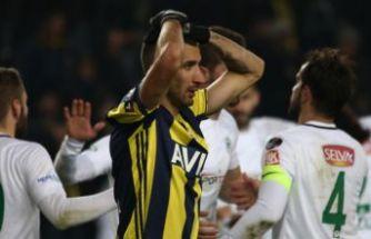 Fenerbahçe Konyaspor'a diş geçiremedi