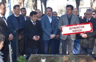 Fırat Yılmaz Çakıroğlu, mezarı başında anıldı