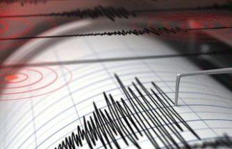 Marmara Denizi'nde 3.8 büyüklüğünde deprem