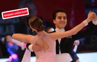 Milli dansçımız Kaan'dan acı haber