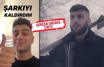 """Reynmen'den """"Derdim Olsun"""" açıklaması"""