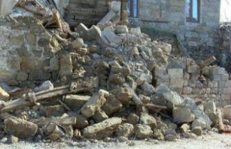 Valilik depremin bilançosunu açıkladı!