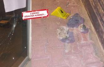 AK Parti seçim ofisine taşlı saldırıda flaş gelişme